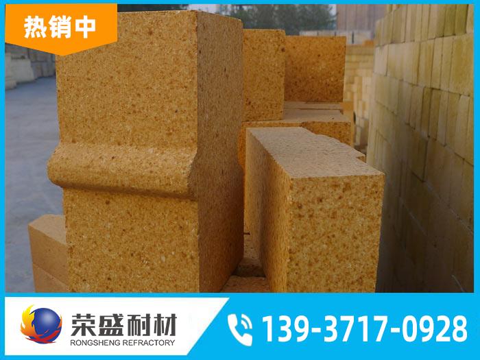 低气孔粘土砖