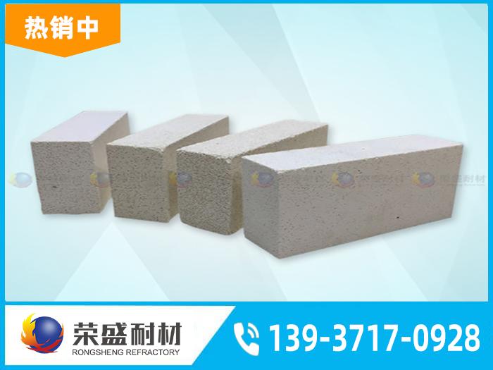 轻质莫来石砖导热系数