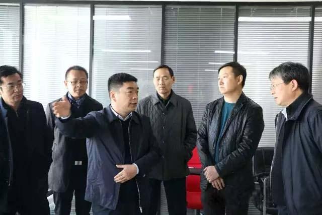 【榮盛動態】二七區區長蘇建設蒞臨中國中部電