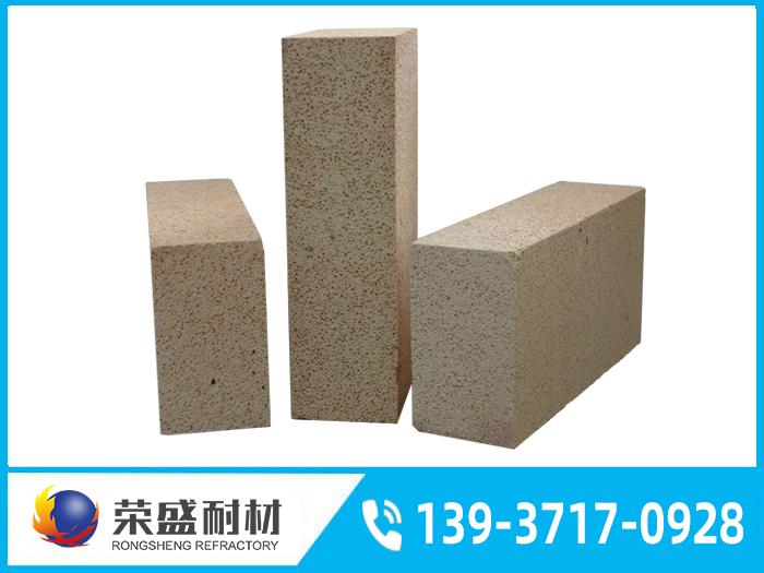 高铝聚轻隔热保温砖